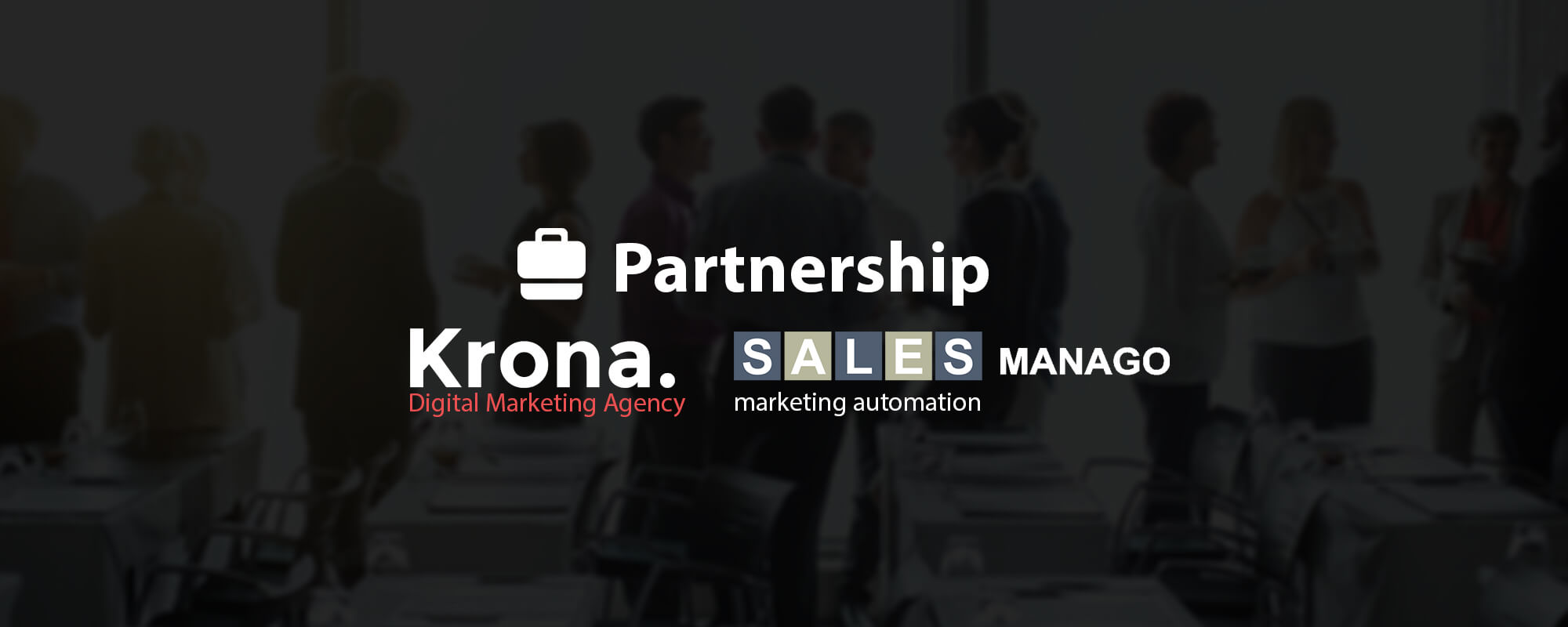 krona salesmanago marketing automation